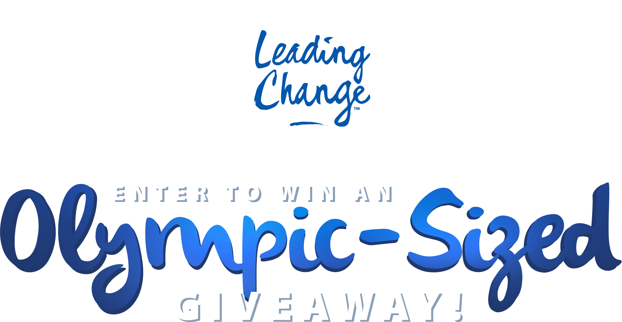 Leading Change: The Campaign for USD. Enter to win an Olympic Sized Giveaway!