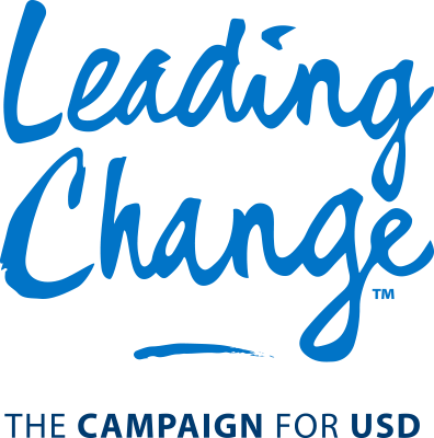 Leading Change: The Campaign for USD