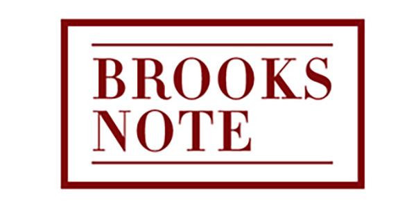 Brooksnote